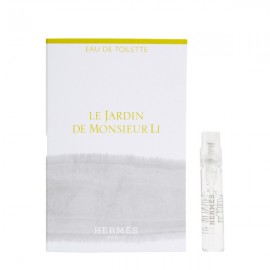 سمپل ادو تویلت هرمس Le Jardin de Monsieur Li حجم 2 میلی لیتر