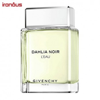 عطر زنانه ژیوانشی مدل Dahlia Noir L Eau Eau De Toilette