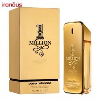 عطر مردانه پاکورابان مدل 1Million Absolutely Gold Parfum