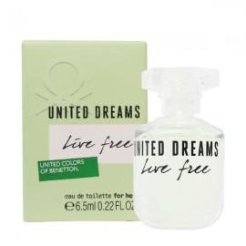 مینیاتوری ادو تویلت بنتون United Dreams Live Free حجم 6.5 میلی لیتر