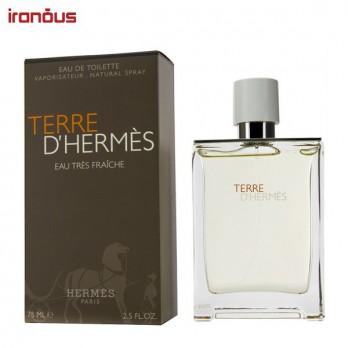عطر هرمس مدل Terre d Hermes Eau Tres Fraiche EDT