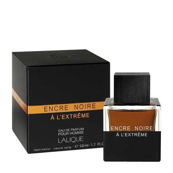 عطر مردانه لالیک مدل Encre Noire A L`Extreme Eau de Parfum