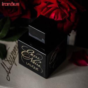 عطر زنانه لالیک مدل Encre Noir Eau de Parfum