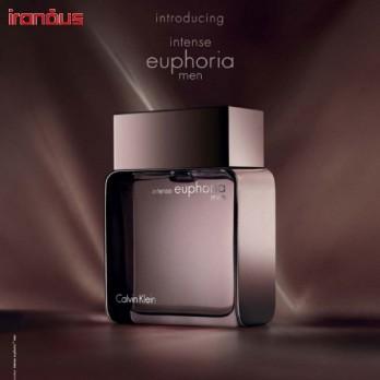 عطر مردانه کلوین کلاین مدل Euphoria Intense Eau De Toilette