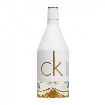 عطر زنانه کلوین کلاین مدل CK IN2U for Her Eau De Toilette