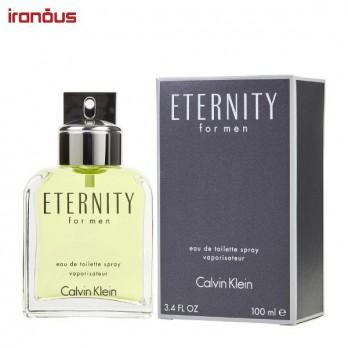 عطر مردانه کلوین کلاین مدل Eternity Eau De Toilette