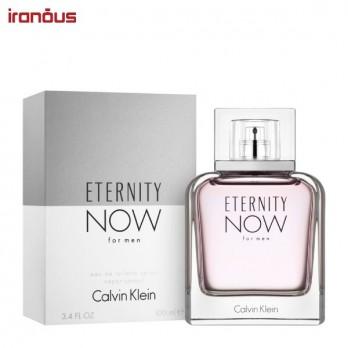 عطر مردانه کلوین کلاین مدل Eternity Now Eau De Toilette
