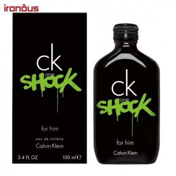 عطر مردانه کلوین کلاین مدل CK One Shock Eau De Toilette