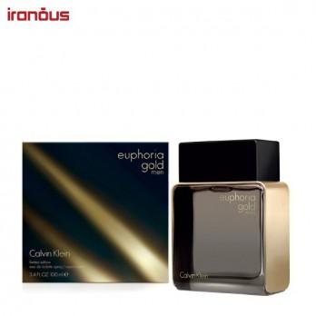 عطر مردانه کلوین کلاین مدل Euphoria Gold Eau De Toilette