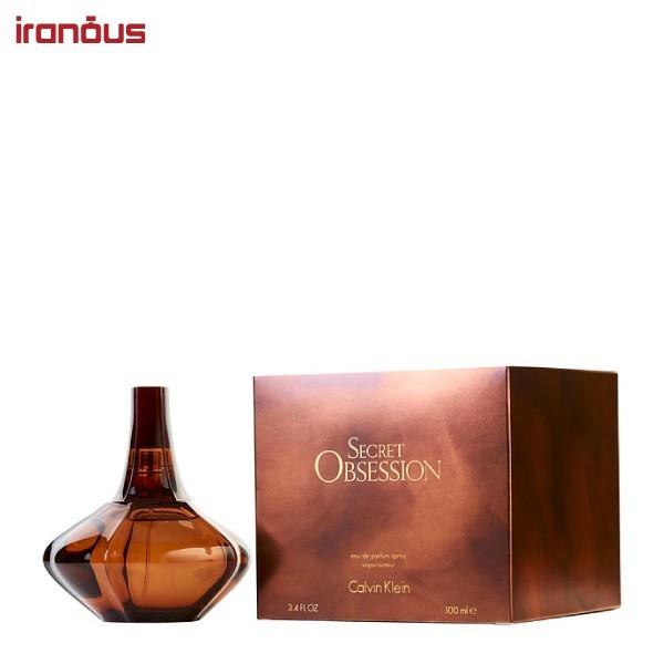 عطر زنانه کلوین کلاین مدل Secret Obsession Eau De Parfum