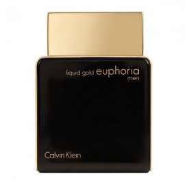 ادو پرفیوم کلوین کلاین Liquid Gold Euphoria Men حجم 100 میلی لیتر