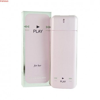 عطر زنانه ژیوانشی مدل Play For Her Eau De Parfum