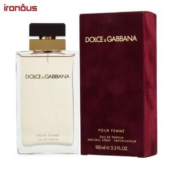 عطر زنانه دولچ اند گابانا مدل Pour Femme Eau de Parfum