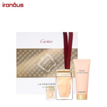 ست زنانه کارتیه مدل La Panthere Eau De Parfum