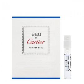 سمپل ادو تویلت کارتیه Eau de Cartier Vetiver Bleu حجم 1.5 میلی لیتر