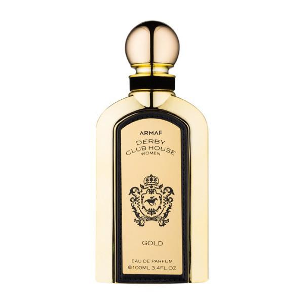 عطر زنانه آرماف مدل Derby Club House Gold Eau De Parfum