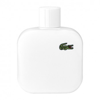 عطر مردانه لاگوست مدل L.12.12 Blanc Eau De Toilette