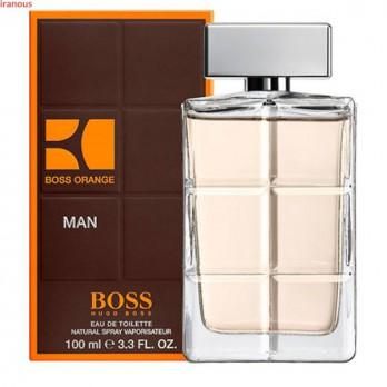 عطر مردانه هوگوباس مدل Orange Eau De Toilette