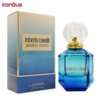 عطر زنانه روبرتو کاوالی مدل Paradiso Azzurro Eau De Parfum