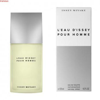 عطر مردانه ايسي مياك مدل Pour Homme Eau De Toilette