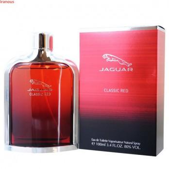 عطر مردانه جگوار مدل Classic red Eau De Toilette