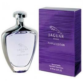 عطر زنانه جگوار مدل Purple Edition Eau De Toilette