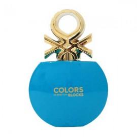 ادو تویلت بنتون Colors De Benetton Blocks Blue حجم 80 میلی لیتر