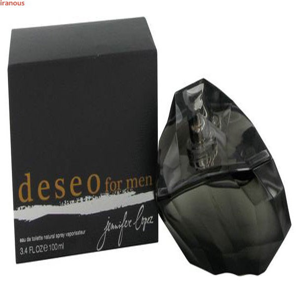 عطر مردانه جنيفر لوپز مدل Deseo Eau De Toilette