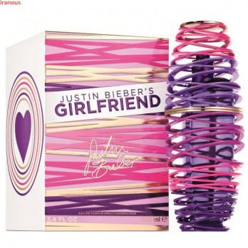 عطر زنانه جاستين بيبر مدل Girlfriend Eau De Parfum