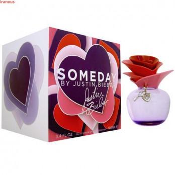 عطر زنانه جاستين بيبر مدل Someday Eau De Parfum