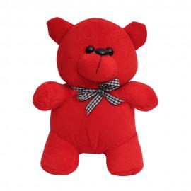 عروسک خرس قرمز