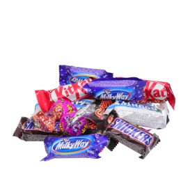 شکلات خارجی سایز کوچک