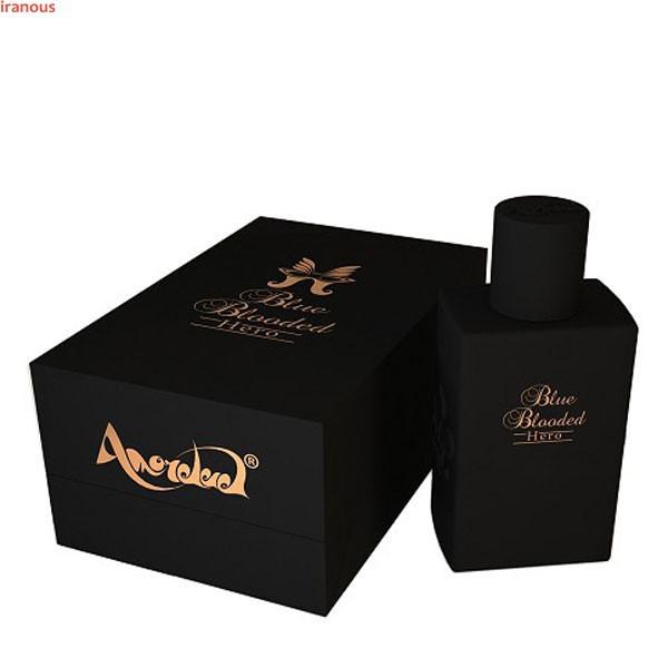 عطر مردانه امرداد مدل BLUE BLOODED HERO Eau de Perfume