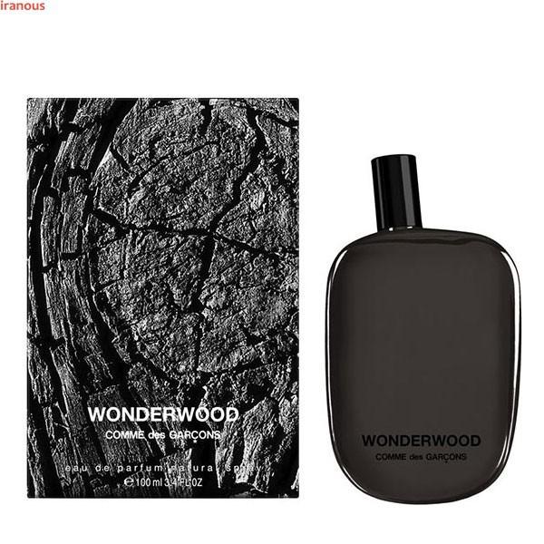 عطر مردانه کام دی کارگونس مدل WONDER WOOD Eau de Perfume