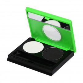 پالت سایه چشم دو رنگ کالیستا سری Dual Design