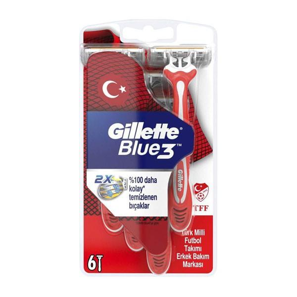 تیغ اصلاح ژیلت Blue 3 TFF