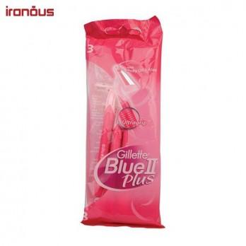 تیغ اصلاح زنانه ژیلت Blue 2 Plus