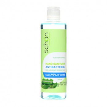 محلول ضد عفونی کننده دست شون Aloe Vera Extract