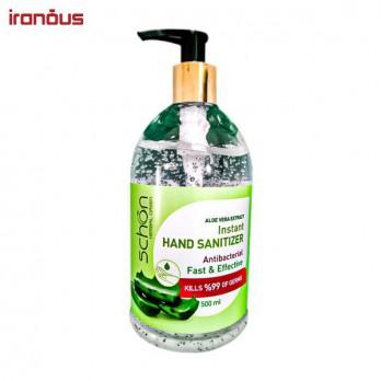 ژل ضد عفونی کننده قوی دست شون Aloe Vera Extract