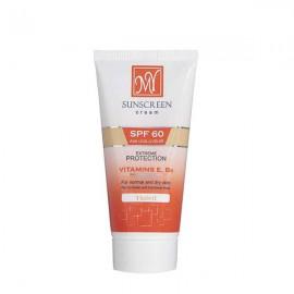 کرم ضد آفتاب رنگی مای SPF60