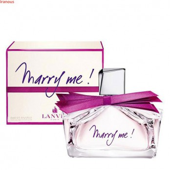 عطر زنانه لنوین مدل Marry Me Eau de Parfum
