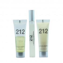 ست کارولینا هررا Gift 212 Energy Kit