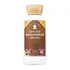لوسیون بدن بس اند بادی ورکز Spiced Gingerbread Swirl