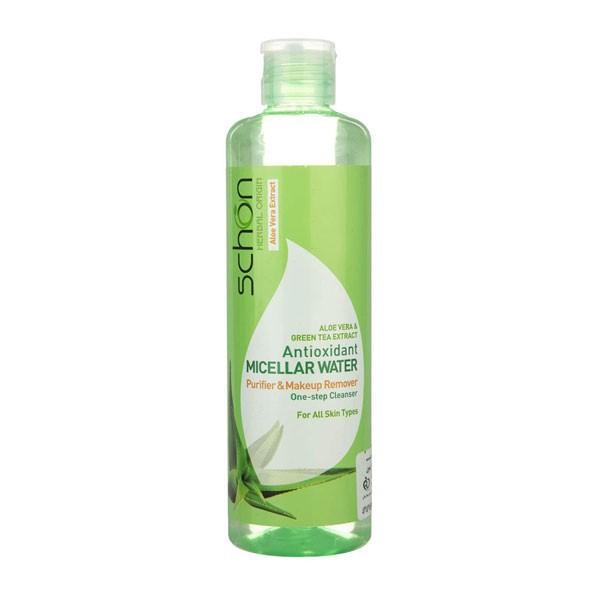 محلول پاک کننده شون مدل Antioxidant Micellar Water