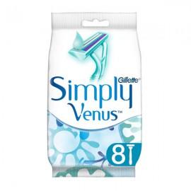 تیغ اصلاح ژیلت Simply Venus 2 Blade