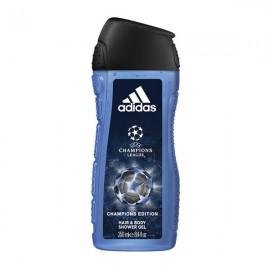 شامپو سر و بدن مردانه آدیداس UEFA Champions League Edition