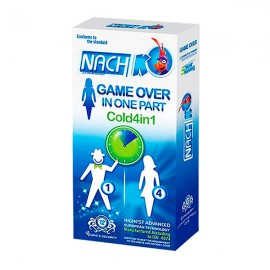 کاندوم کدکس Game Over In One Part Cold 4 in 1