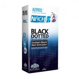 کاندوم کدکس Black Dotted