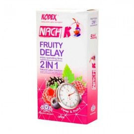 کاندوم کدکس Fruity Delay 2 In 1