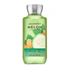 شاور ژل بس اند بادی ورکز Cucumber Melon